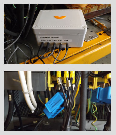 Wireless Current Absortion Sensor