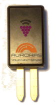 auroras moisture wireless sensor