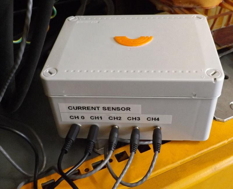 current absorption wireless node