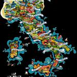 italia mappa dei vini